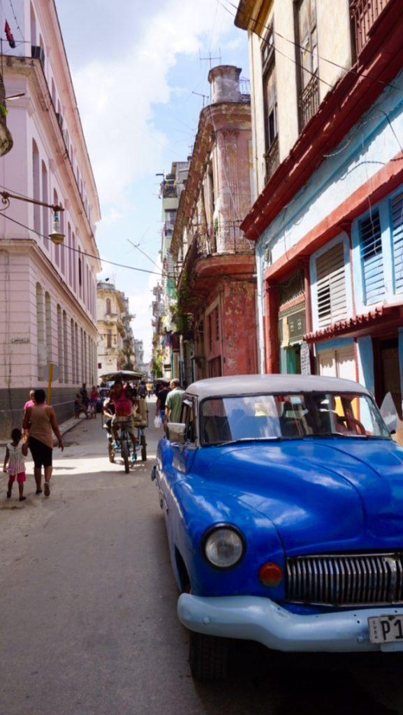 Havana, Vieja