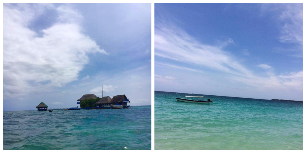 Playa Blanca, Isla del Rosario